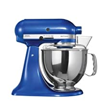Kitchen Aid 5KSM150 Stand Mixer Electric Blue- 220 Volts Only! Will Not Work In The USA