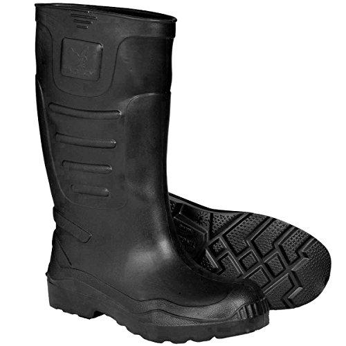 Tingley Mens Ultralätt Snö Boot Svart