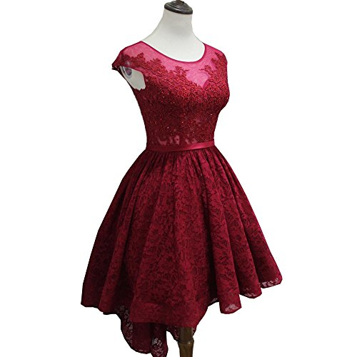 Rot Damen Rot A ABWedding Rot Red Kleid RtqxBwBa
