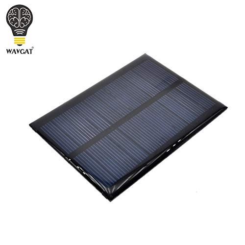 Solar Panel 0.5W 5V Portable Module DIY Small Solar Panel for Cellular Phone Charger Home Light Toy etc Solar Cell