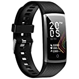 Fitness Tracker HR Smart Watch Heart Rate Sleep Monitor/IP68 Waterproof Sport Running Walking Pedometer/Activity…