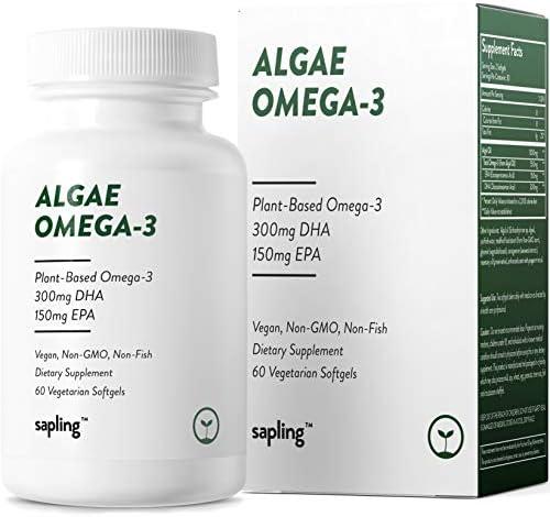 Vegan Omega Supplement Alternative Sustainably product image