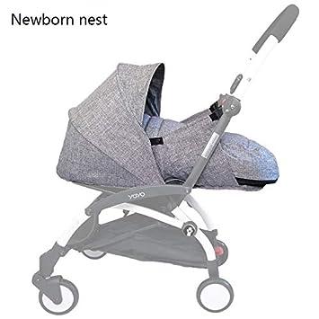Amazon.com: Bebé Cochecito Nido Nido Saco de Dormir Recién ...