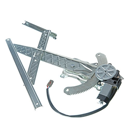 A-Premium Power Window Regulator and Motor Assembly for Ford F-150 F-250 1997-1998 Front Right Passenger Side