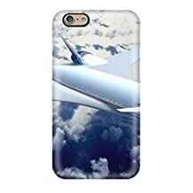 High Quality Shock Absorbing Case For Iphone 6-boeing Concept Plane