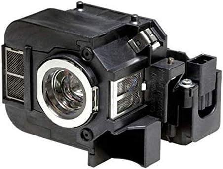 HFY marbull EP50 l/ámpara de Repuesto con Carcasa Compatible con EPSON EB-824//EB-825//EB-826W//EB-84//EB-84e//EB-84he// EB-85//EMP-825//EMP-84he//PowerLite825//PowerLite825+