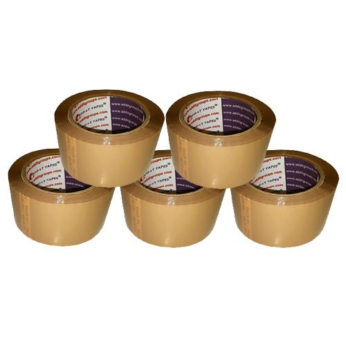 Amazon price history for ADD-IT Tapes 2.5 INCHES 100 Meters Brown Set of 5