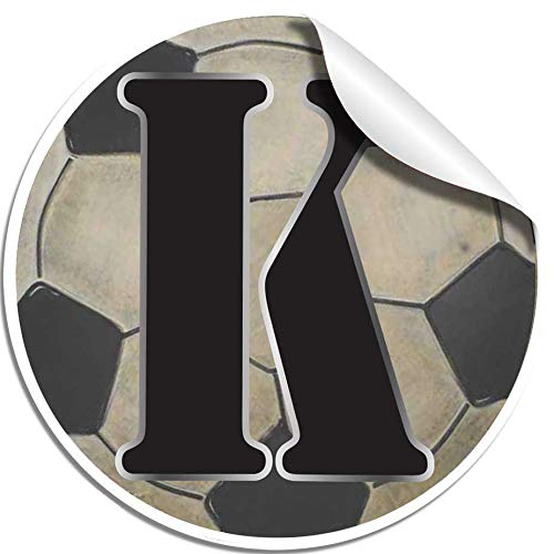 Pick Your Players Name Car Windows Custom Soccer Vinyl Decal for Tumblers Size and Color Laptops F/útbol Bumper Sticker