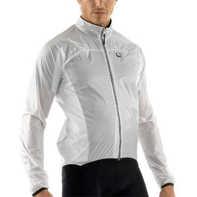 Giordana Mens Triseason Wind Cycling Jacket - GI-S2-JCKT-TRIS (White - 2XL)