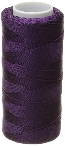 Iris Nylon Crochet Thread, 275-Yard, Purple
