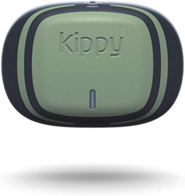 V-Pet Tracker por Vodafone, un Kippy EVO GPS Perro, Gato y rastreador de Mascotas con Seguimiento GPS y monitoreo de Actividad - V-Sim Incluido