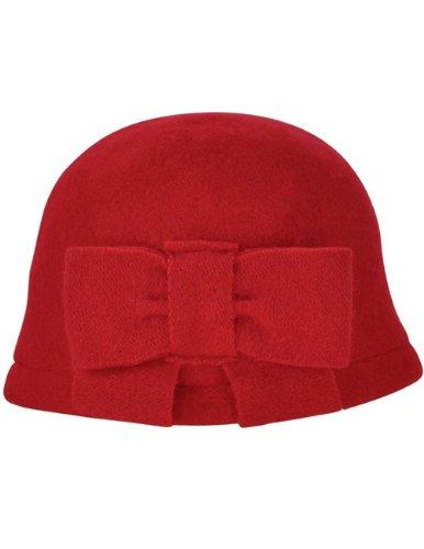 09eb977024e4c Jual Dahlia Women s Daisy Flower Wool Cloche Bucket Hat -
