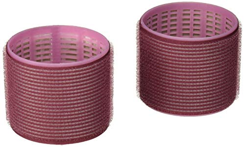 Diane D5027 Self Grip Rollers Ionic Ceramic Thermal, Purple