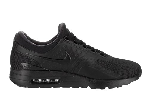 Nike Herren Air Max Nul Essentieel Sneaker Schwarz (zwart / Zwart / Zwart)