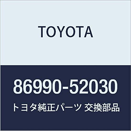 TOYOTA (トヨタ) 純正部品 トール コレクション (ETC) アンテナASSY ラクティス 品番86990-52030