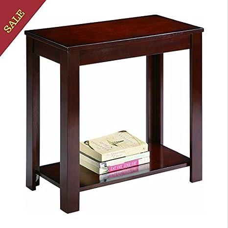 Amazon.com: Pequeño mesa auxiliar para salón o recámara ...