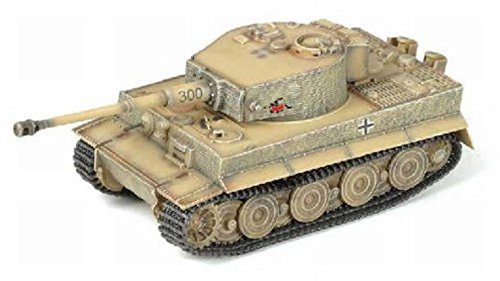 Dragon 1:72 Tiger I Late Production w/Zimmerit, s.Pz.Abt.505