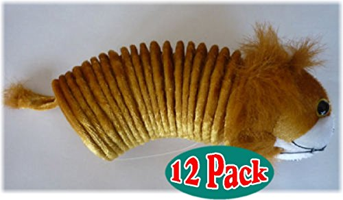 POOF-Slinky 8-1003BL Slinky Pets Plush Pals - 12 Pack by Poof Slinky (Image #4)