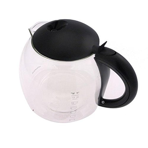 Kenwood - Jarra con Tapa para cafetera, Color Negro: Amazon.es: Hogar