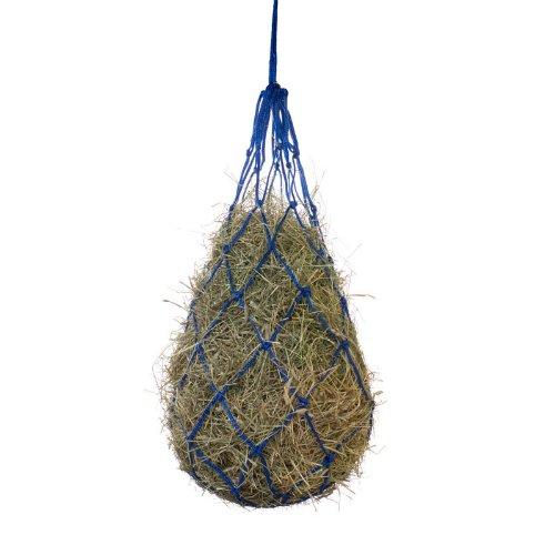 Horze Nylon Hay Net, Blue (Cotton Net Hay)