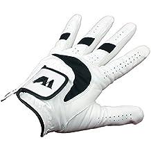 TrueGrip Golf Glove White Leather Ladies Right Hand Large