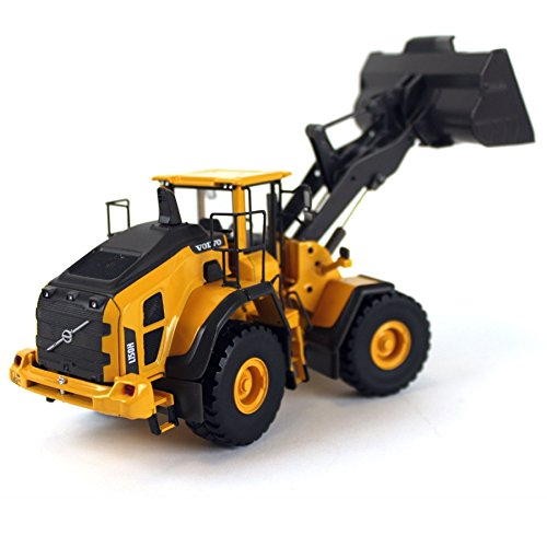 (Volvo L150H Wheel Loader Die Cast Model 1:50 Scale Motorart 300051)