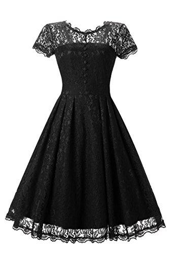 viwenni-womens-vintage-short-sleeve-lace-evening-party-swing-dress-l-black