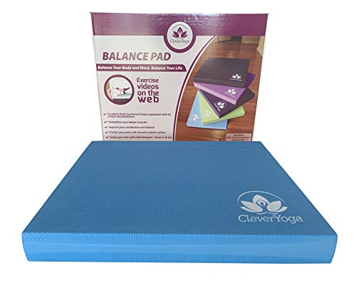 Clever Yoga Balance Pads