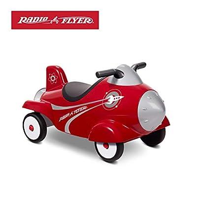 Radio Flyer Retro Rocket Ride On by Radio Flyer