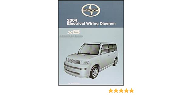 Enjoyable 2004 Scion Xb Wiring Diagram Manual Original Scion Amazon Com Books Wiring 101 Akebwellnesstrialsorg