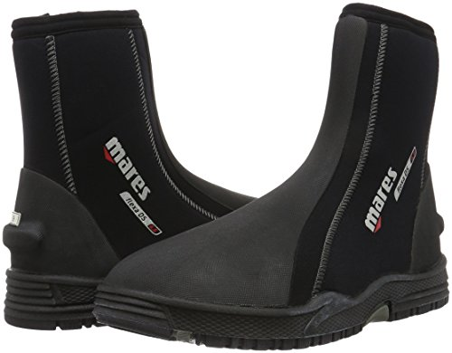 Head Dive Boot Flexa DS 6.5 mm, Botas de Protección Unisex Adulto Negro (BKGN)