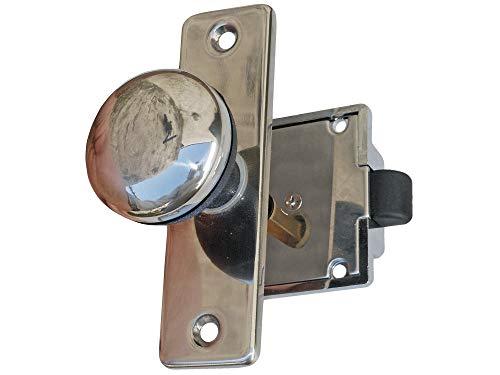 - Five Oceans Marine Surface Mount Knob Door Lock Set FO-1409