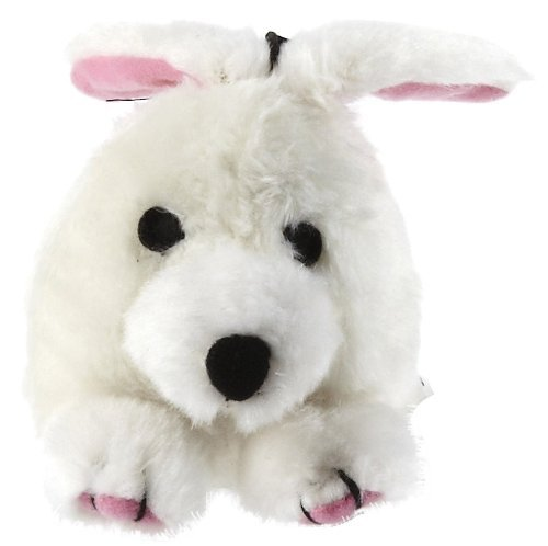 - Aspen/Booda Corporation DBX53605 Squatters Rabbit Dog Toy, Medium