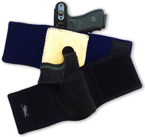Galco Ankle Lite / Ankle Holster for S&W J Frame 640 Cent 2 1/8-Inch .357 by Galco