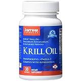 Jarrow Formulas Krill Oil, Supports Brain, Memory, Energy, Cardiovascular Health, 30 Softgels