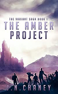 The Amber Project by JN Chaney ebook deal