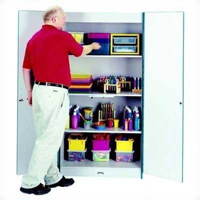 Rainbow Accents 5950JC007 Classroom Closet Deluxe - Yellow
