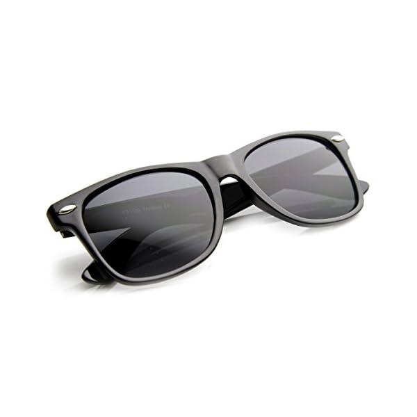 zeroUV Wayfarer Sunglasses