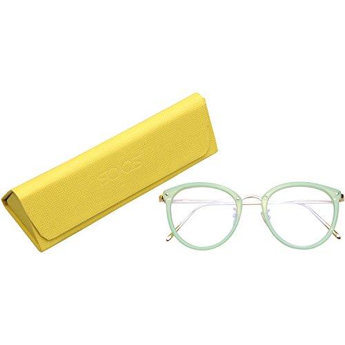 79577ee844 SojoS Round Women Eyeglasses Fashion Eyewear Optical Frame Clear Glasses  SJ5969 SJ5017 SJ6005