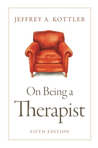 On Being a Therapist