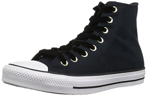Black CTAS Taylor Women's 001 Hi Black Chuck Low Converse Top Sneakers White Black AHSWqvRn