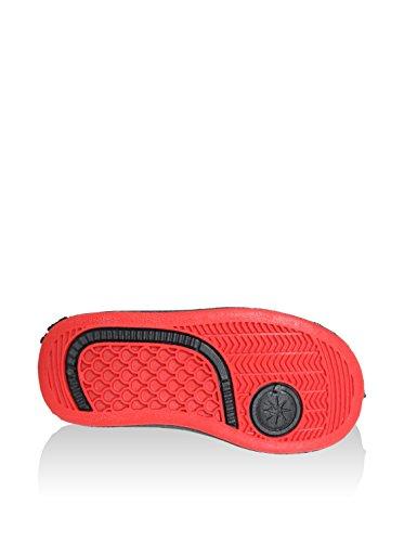 Bottines pour Garçon DISNEY SP001130-B2351 RED-BLACK
