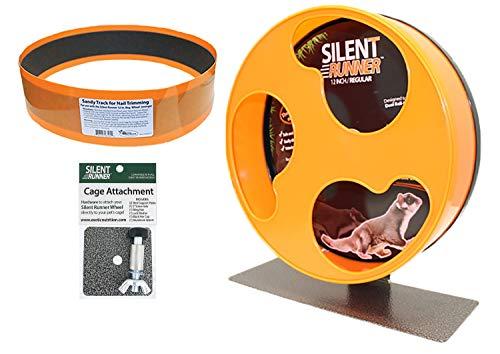 Pretty Pets Glider Sugar - Exotic Nutrition Silent Runner 12
