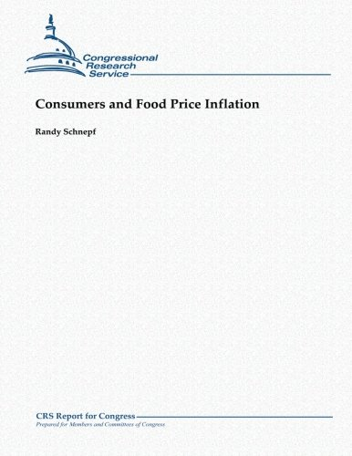 Read Online Consumers and Food Price Inflation PDF