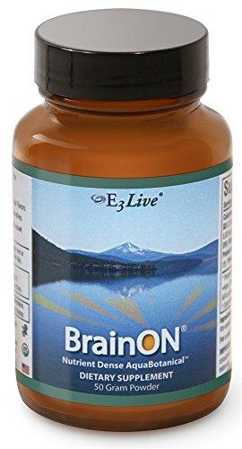 E3Live Brain On 120ct Capsules product image