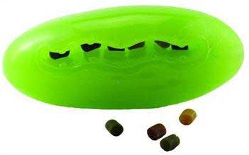 Starmark Treat Dispensing Pickle Pocket for Dogs ()