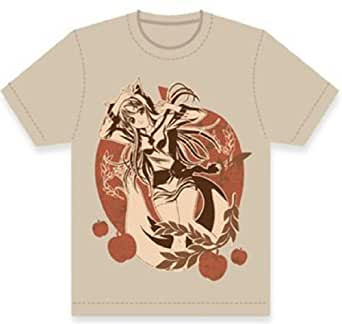 SPICE AND WOLF HOLO MEN BEIGE T-SHIRT (S)