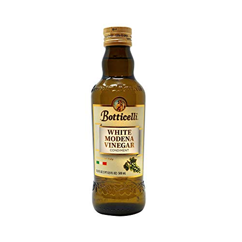 Botticelli Golden Italian Balsamic Vinegar of Modena. From, Cold Pressed Olives. Full Flavor and Rich Aroma, Great for Cooking, Sautéing, as a Salad Dressing and Topping - Balsamic Golden Vinegar