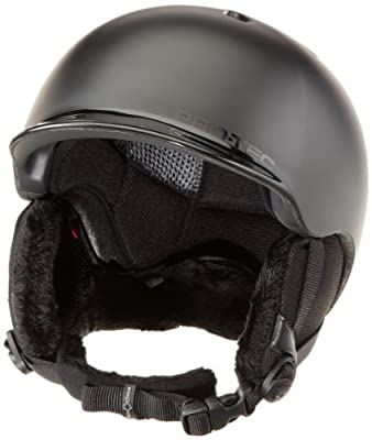 Pro-tec Riot Snow Helmet, Black 2-Tone, Small