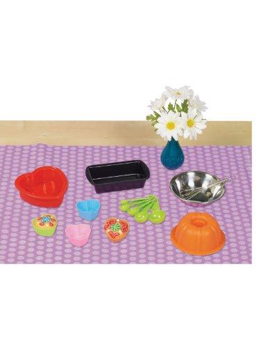 Small World Toys Living - Lil Baker Cake Set Orda USA 1810523